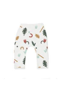 sarouel pantalon bébé enfant made in france coton bio unisex