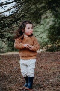 sarouel bébé enfant coton bio kapoune made in france