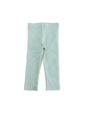 legging bébé menthe enfant coton bio gots oeko tex made in france unisexe pantalon