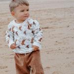 sweat enfant bébé made in france unisexe coton bio
