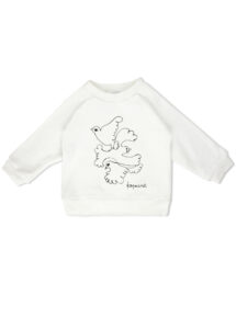 sweat bébé enfant coton bio made in france