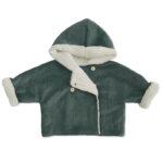 manteaux bébé made in france evolutif reversible