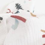 lange bébé coton bio
